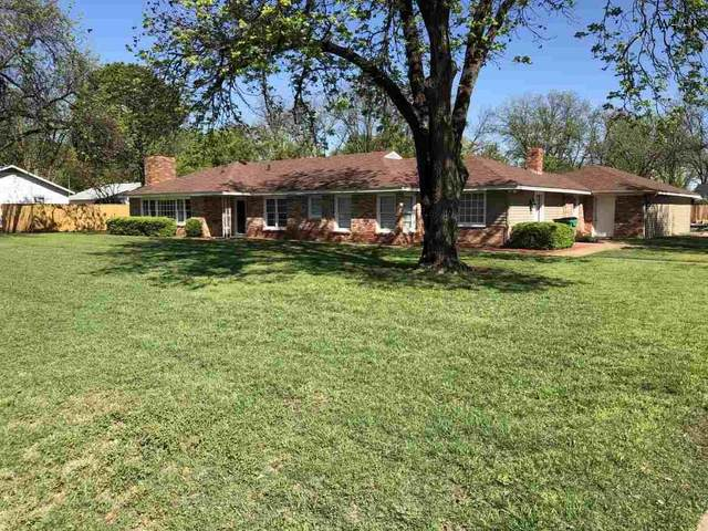 703 Sycamore Drive, Burkburnett, TX 76354 (MLS #156413) :: Bishop Realtor Group