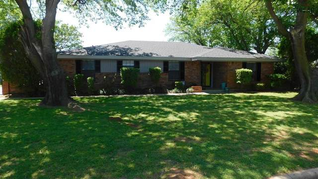 7 Sycamore Circle, Burkburnett, TX 76354 (MLS #156477) :: Bishop Realtor Group