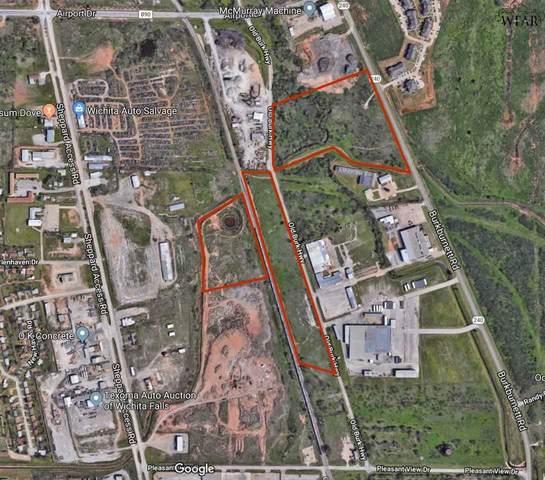 2050 Old Burk Hwy, Wichita Falls, TX 76306 (MLS #156482) :: Bishop Realtor Group