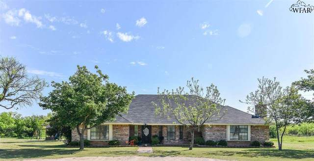 100 Young Road, Archer City, TX 76351 (MLS #156512) :: Bishop Realtor Group