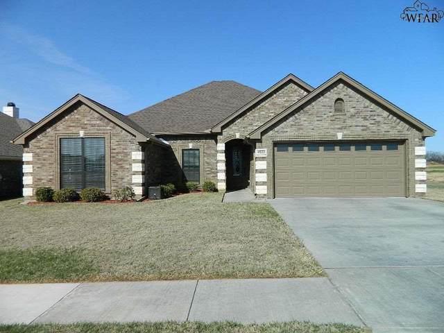 4822 Olivia Lane, Wichita Falls, TX 76310 (MLS #156517) :: WichitaFallsHomeFinder.com