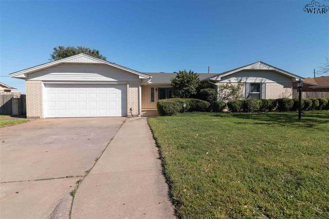 1063 Jan Lee Drive, Burkburnett, TX 76354 (MLS #156545) :: Bishop Realtor Group