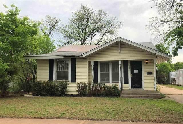 1807 Fillmore Street, Wichita Falls, TX 76309 (MLS #156560) :: WichitaFallsHomeFinder.com