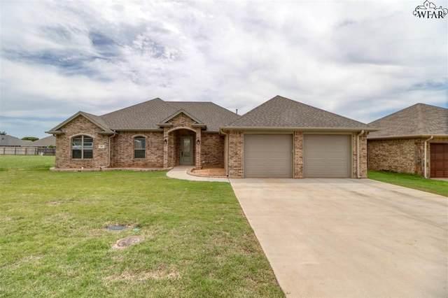 142 Park Place Circle, Iowa Park, TX 76367 (MLS #156581) :: Bishop Realtor Group