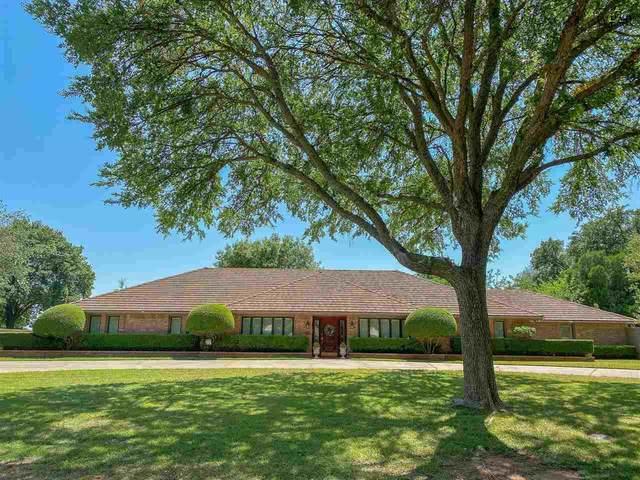 2001 Irving Place, Wichita Falls, TX 76308 (MLS #156588) :: Bishop Realtor Group