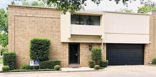 15 Waverly Place, Wichita Falls, TX 76301 (MLS #156601) :: WichitaFallsHomeFinder.com