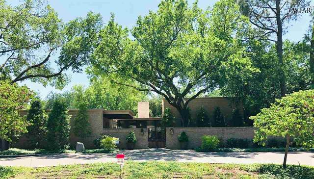 2303 Brook Hollow Drive, Wichita Falls, TX 76308 (MLS #156602) :: Bishop Realtor Group