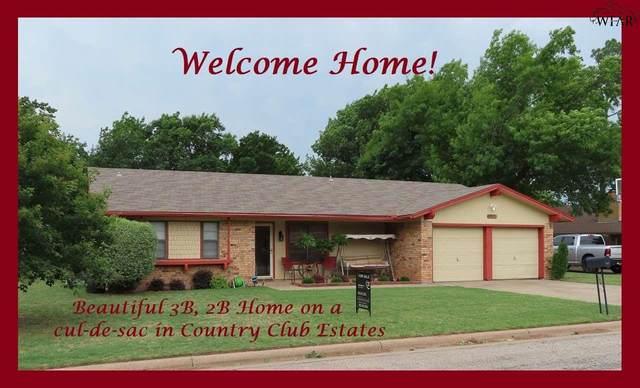 203 S Fairway, Henrietta, TX 76365 (MLS #156624) :: WichitaFallsHomeFinder.com