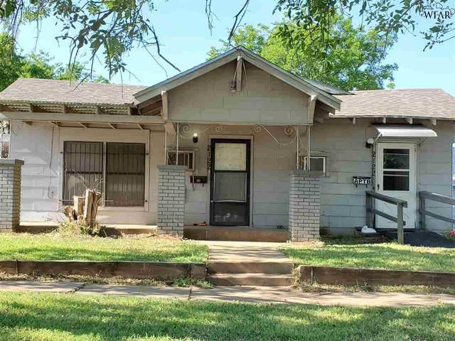 2122 Avenue G, Wichita Falls, TX 76309 (MLS #156630) :: WichitaFallsHomeFinder.com