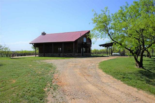 12541 & 12625 Hwy 79, Archer City, TX 76351 (MLS #156637) :: Bishop Realtor Group