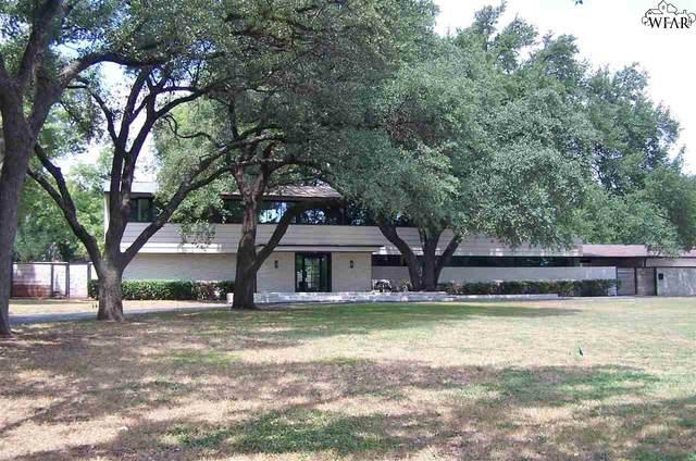 2900 Hamilton Boulevard, Wichita Falls, TX 76308 (MLS #156647) :: Bishop Realtor Group