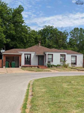 109 Rose Street, Burkburnett, TX 76354 (MLS #156650) :: Bishop Realtor Group