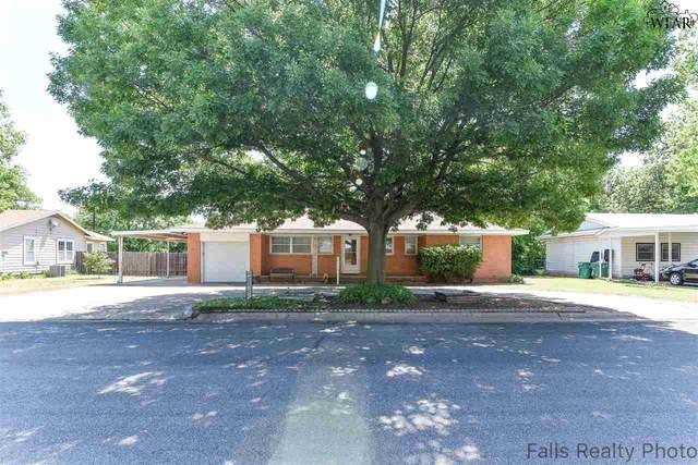 407 Peach Street, Burkburnett, TX 76354 (MLS #156658) :: Bishop Realtor Group