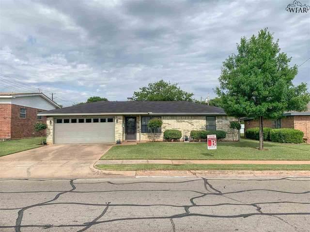 4703 Trinidad Drive, Wichita Falls, TX 76310 (MLS #156666) :: Bishop Realtor Group