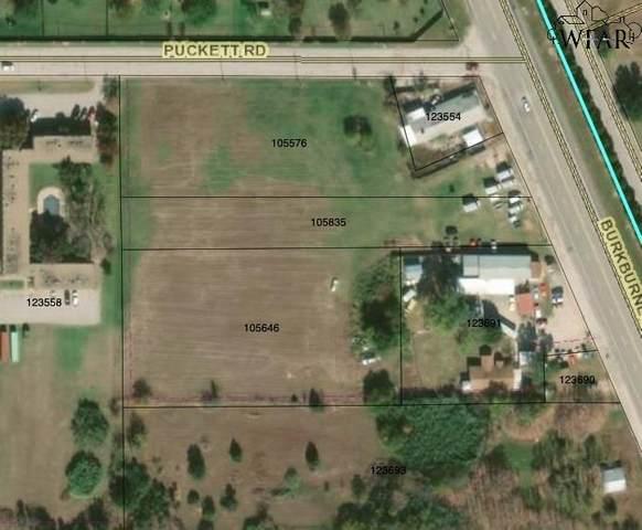 4428 Burkburnett Road, Wichita Falls, TX 76306 (MLS #156685) :: WichitaFallsHomeFinder.com