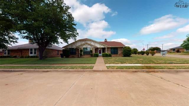 1 Merle Circle, Wichita Falls, TX 76310 (MLS #156694) :: WichitaFallsHomeFinder.com
