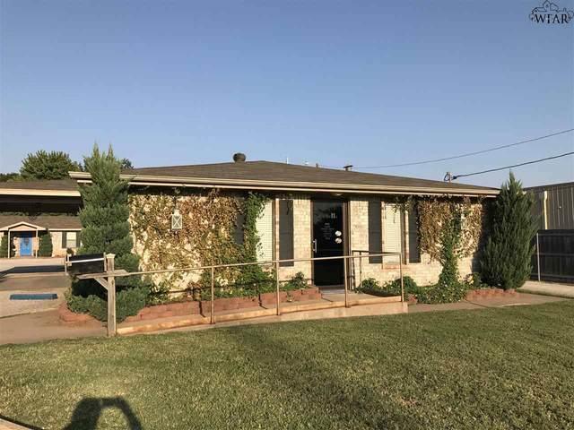 4724 Kemp Boulevard, Wichita Falls, TX 76308 (MLS #156703) :: WichitaFallsHomeFinder.com