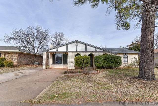 5124 Kingston Drive, Wichita Falls, TX 76310 (MLS #156719) :: Bishop Realtor Group