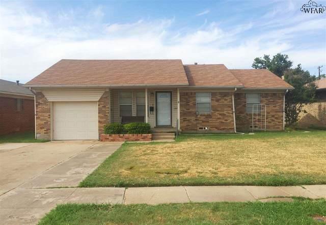 1520 Aldrich Avenue, Wichita Falls, TX 76302 (MLS #156729) :: Bishop Realtor Group