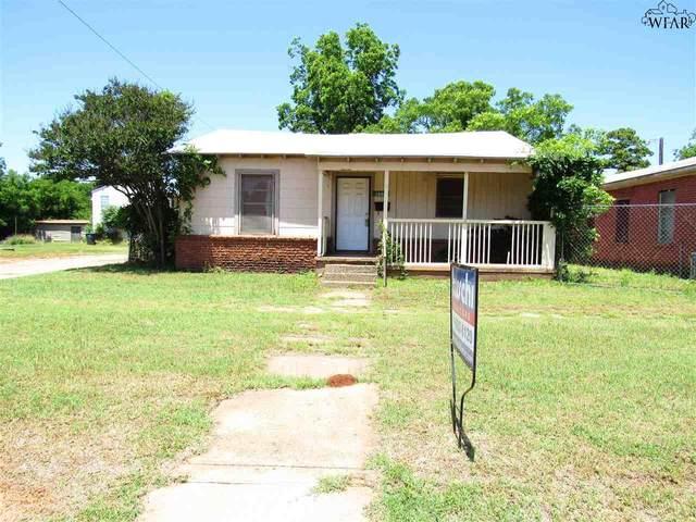 1906 8TH STREET, Wichita Falls, TX 76301 (MLS #156735) :: WichitaFallsHomeFinder.com