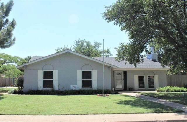4626 Trailwood Drive, Wichita Falls, TX 76310 (MLS #156736) :: Bishop Realtor Group