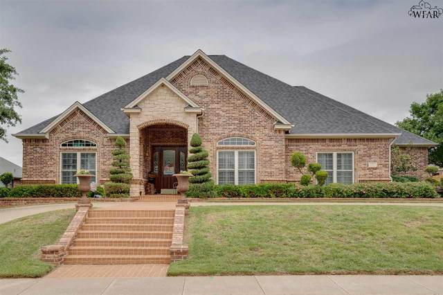 2 Andrea Court, Iowa Park, TX 76367 (MLS #156757) :: Bishop Realtor Group