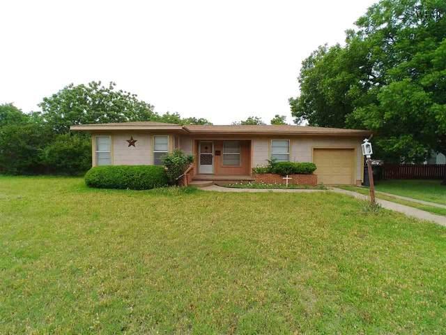 4714 Spiser Lane, Wichita Falls, TX 76302 (MLS #156762) :: WichitaFallsHomeFinder.com
