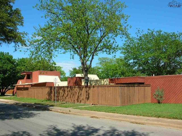 2001 Santa Fe Street, Wichita Falls, TX 76309 (MLS #156769) :: Bishop Realtor Group