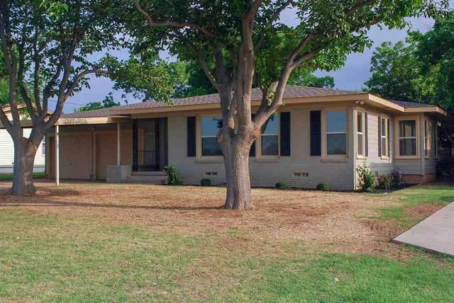 4106 Phillips Drive, Wichita Falls, TX 76308 (MLS #156770) :: Bishop Realtor Group