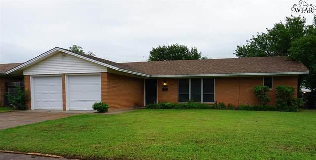 3907 Peggy Drive, Wichita Falls, TX 76306 (MLS #156771) :: Bishop Realtor Group