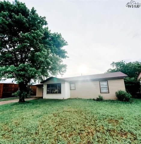 4007 Gossett Drive, Wichita Falls, TX 76308 (MLS #156774) :: Bishop Realtor Group