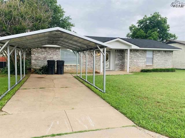 1214 Sun Valley Dr, Wichita Falls, TX 76302 (MLS #156775) :: Bishop Realtor Group