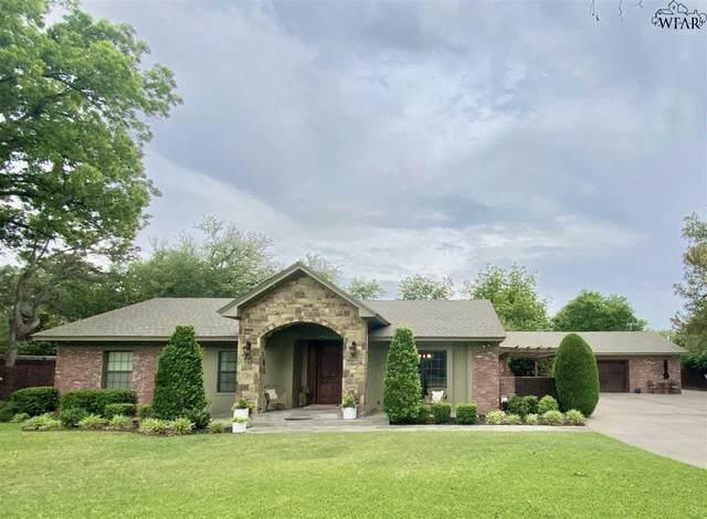 3408 Glenwood Avenue, Wichita Falls, TX 76308 (MLS #156782) :: WichitaFallsHomeFinder.com