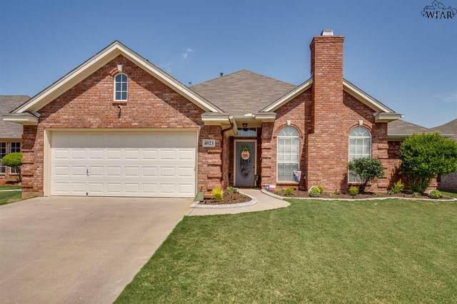 4923 Spring Hill Drive, Wichita Falls, TX 76310 (MLS #156783) :: WichitaFallsHomeFinder.com