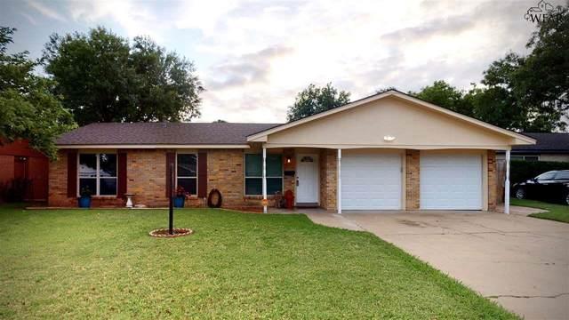 4650 Sierra Madre Drive, Wichita Falls, TX 76310 (MLS #156789) :: WichitaFallsHomeFinder.com