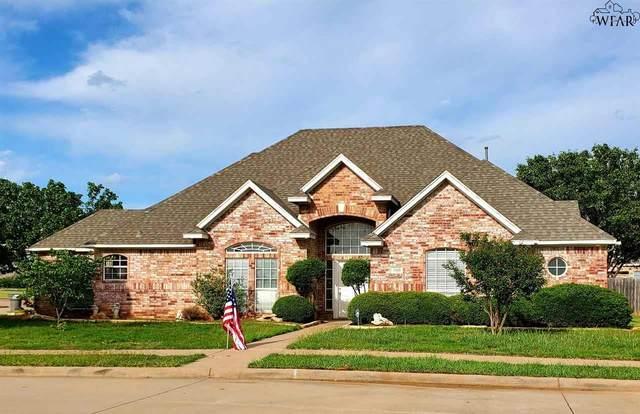 5518 Coventry Circle, Wichita Falls, TX 76315 (MLS #156795) :: WichitaFallsHomeFinder.com