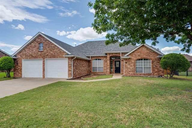 3 Casa Grande Court, Wichita Falls, TX 76310 (MLS #156798) :: WichitaFallsHomeFinder.com