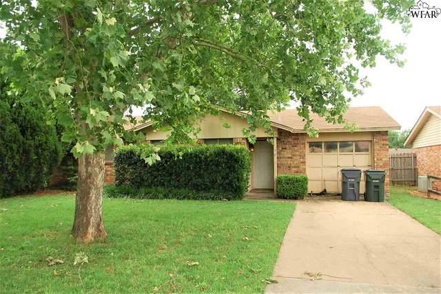 4111 Aspen Street, Wichita Falls, TX 76306 (MLS #156799) :: WichitaFallsHomeFinder.com