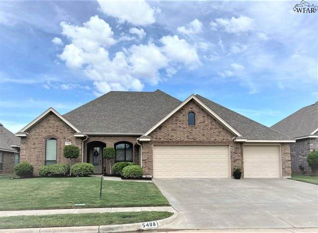 5408 Tanner Drive, Wichita Falls, TX 76310 (MLS #156811) :: WichitaFallsHomeFinder.com