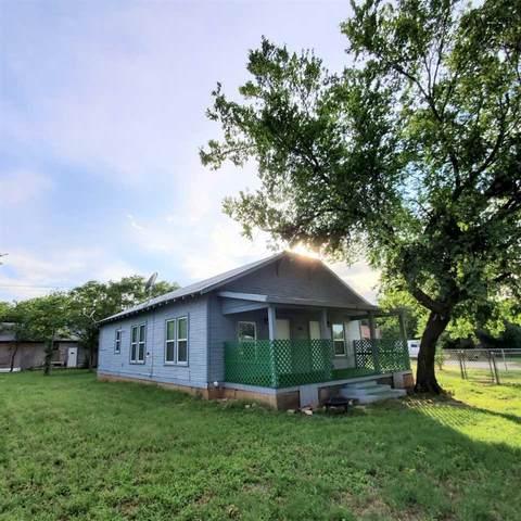 1606 Travis Street, Wichita Falls, TX 76301 (MLS #156816) :: Bishop Realtor Group