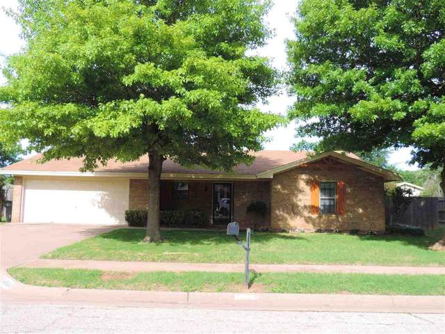 4802 Melissa Lea Lane, Wichita Falls, TX 76308 (MLS #156818) :: WichitaFallsHomeFinder.com
