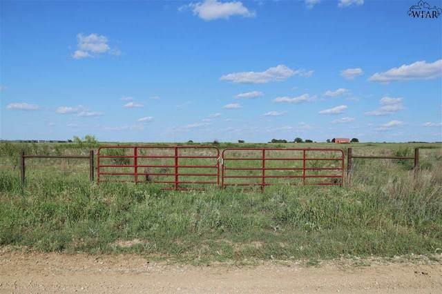 17 Acres Deer Creek Road, Henrietta, TX 76365 (MLS #156844) :: WichitaFallsHomeFinder.com