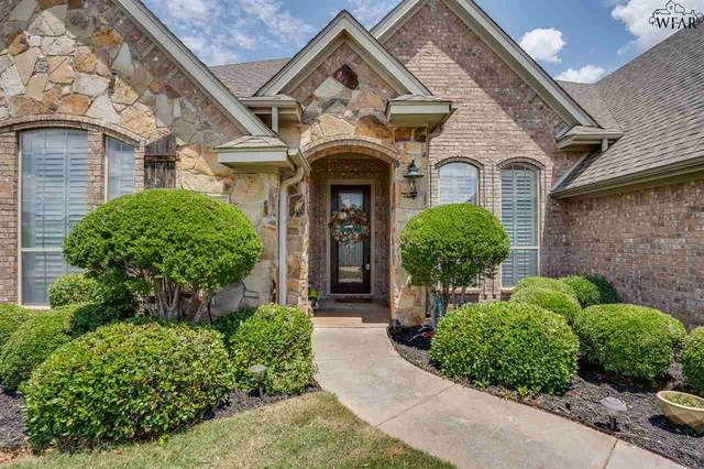 5108 Lake Wellington Parkway, Wichita Falls, TX 76310 (MLS #156862) :: Bishop Realtor Group