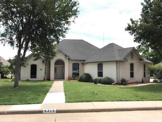 4313 Grants Glen, Wichita Falls, TX 76309 (MLS #156867) :: Bishop Realtor Group