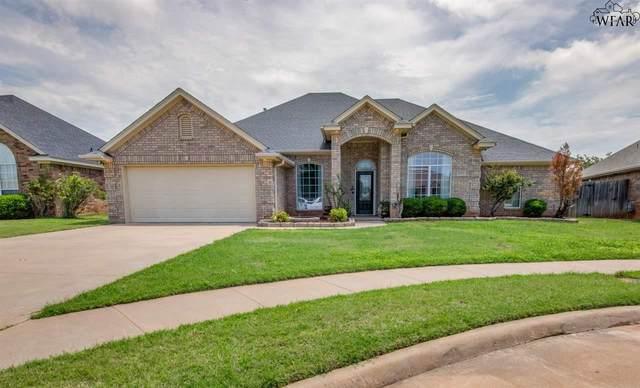 7 St Andrews Court, Wichita Falls, TX 76309 (MLS #156868) :: WichitaFallsHomeFinder.com