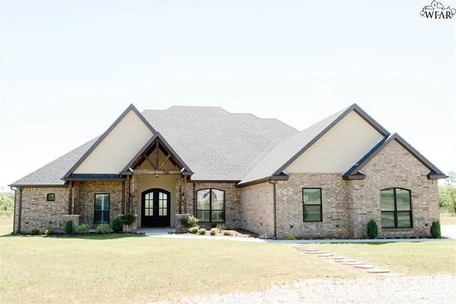 5613 Covey Lane, Wichita Falls, TX 76310 (MLS #156869) :: WichitaFallsHomeFinder.com