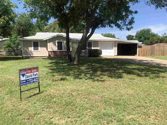 1442 Deville Street, Wichita Falls, TX 76306 (MLS #156871) :: WichitaFallsHomeFinder.com