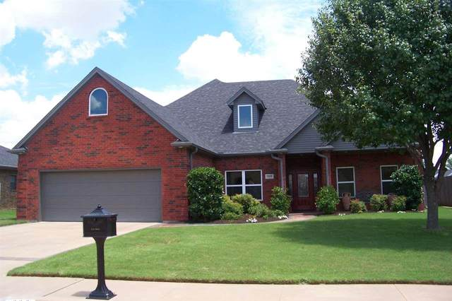 1009 Corbin Drive, Burkburnett, TX 76354 (MLS #156873) :: WichitaFallsHomeFinder.com