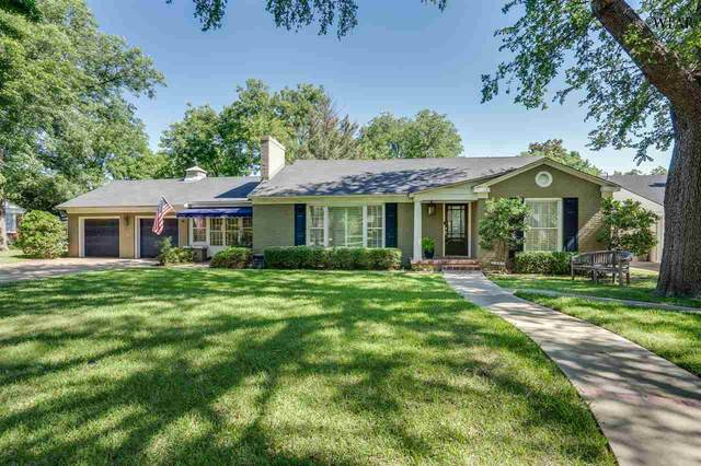 2406 Cambridge Avenue, Wichita Falls, TX 76308 (MLS #156874) :: WichitaFallsHomeFinder.com