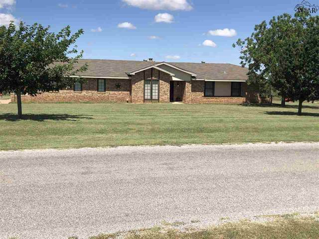 1600 Quail Valley Road, Iowa Park, TX 76367 (MLS #156883) :: Bishop Realtor Group